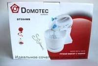 Миксер с чашей DOMOTEC PLUS DT-584, миксер бытовой, миксер кухонный