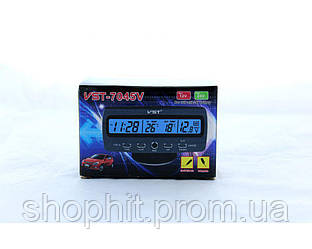 Часы VST 7045V, автомобильные часы, часы в авто
