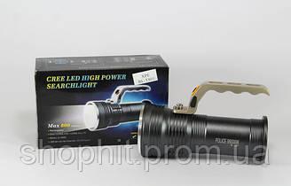 Фонарик BL T801, ручной фонарик, фонарик с ручкой