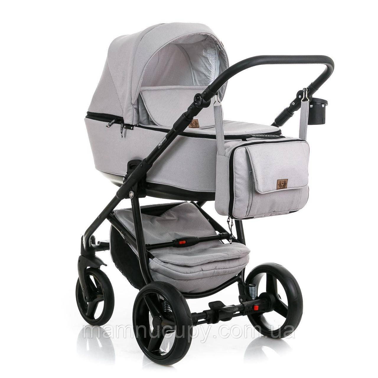 Детская универсальная коляска 2 в 1 Adamex Reggio Y104 (адамекс реджио)