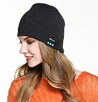 Мобильная колонка SPS Hat BT Шапка с bt, Шапка с bluetooth наушниками,Шапка со встроенной Bluetooth-гарнитурой
