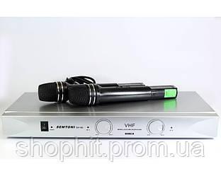 Вокальная радиосистема, Микрофон DM SH 80, Профессиональные микрофоны с приемником,