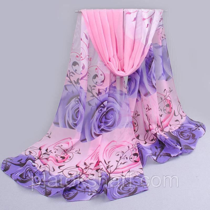 Шарфы, шарфики женские нарядные праздничные