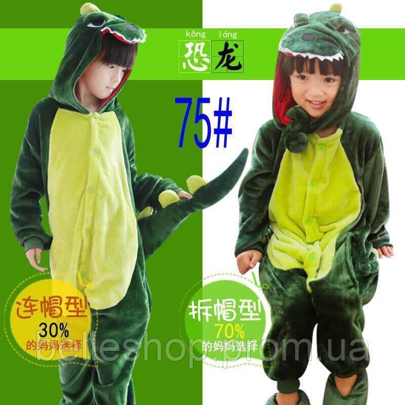 Детская пижама кигуруми -  0204-34