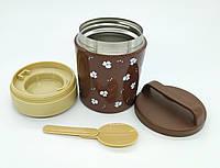 Детский термос для пищевых продуктов 350 мл
