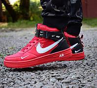Кроссовки Nike Air Force высокие  мужские 0136, фото 1