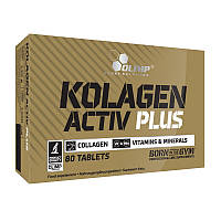 Olimp Kolagen Activ Plus (80 таб) олимп коллаген актив плюс