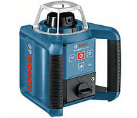 Ротационный лазерный нивелир Bosch GRL 300 HV + LR1+ RC1