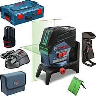 Лазерный нивелир Bosch GCL 2-50 CG + RM2 (0601066H00)