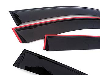 Дефлекторы окон Cobra для Faw 6371 2007-