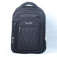 Спортивный рюкзак-сумка (черного цвета)