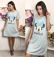 Восхитительная женская ночная рубашка-туника Качество супер!!!!