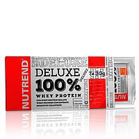 Сывороточные протеины Nutrend Deluxe 100% Whey Protein 7x30g