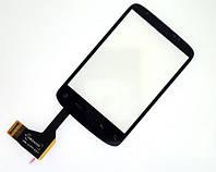 Touchscreen (сенсорный экран) для HTC Wildfire A3333 G8, без микросхемы, черный, оригинал