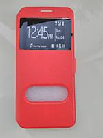 Чехол-книжка    для  Samsung S8 (красный), фото 1