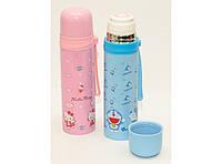T144-22 Термос 500 мл, Детский термос, Термос для напитков, Термос для ребенка, Термос питьевой из нержавейки