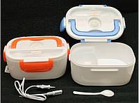 T144-12 Судочек (ланчбокс) с подогревом, питание от сети (220V) 1,05 L, Электрический ланч-бокс, Электросудок
