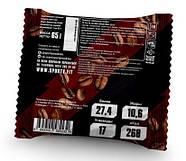 Печенье протеиновое Sporty Protein ШОКОЛАД-КОФЕ, 65 г, фото 2