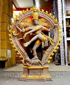 9070045 Статуэтка бронзовая Шива Натарадж