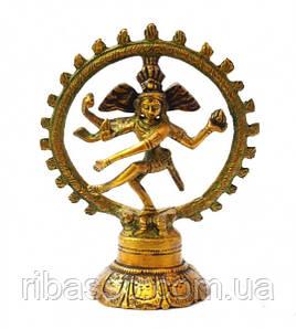 9070019 Статуэтка бронзовая Шива Натарадж