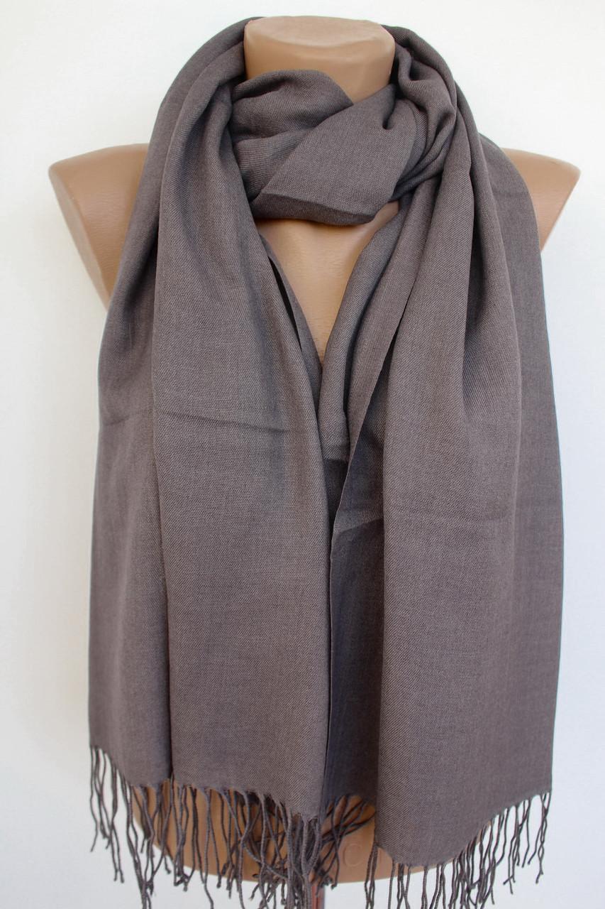 Турецкий шарф из тонкой пашмины 116-10