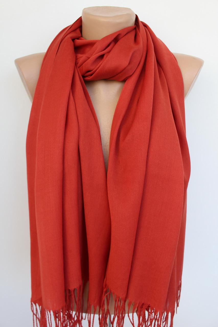 Турецкий шарф из тонкой пашмины 116-17