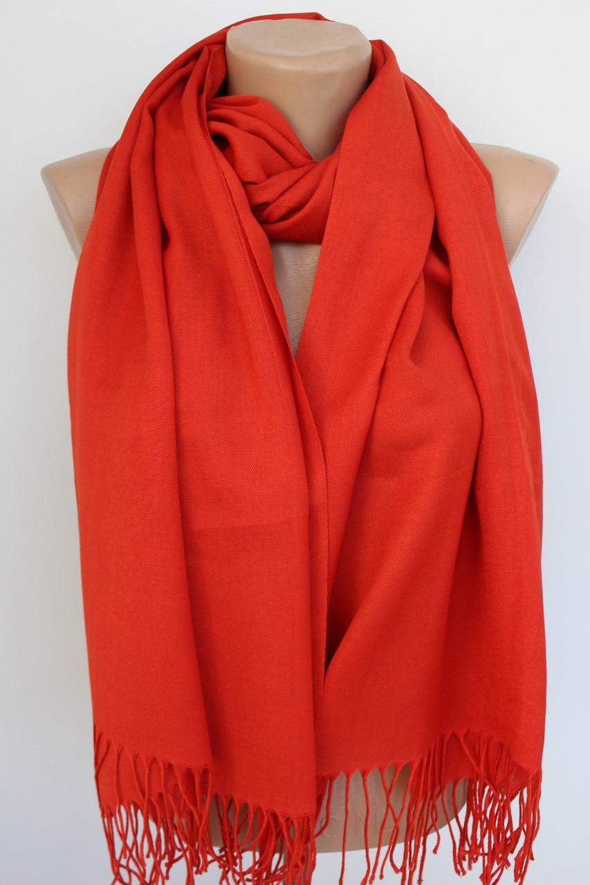 Турецкий шарф из тонкой пашмины 116-21