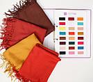 Турецкий шарф из тонкой пашмины 116-21, фото 4