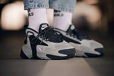 Мужские кроссовки Nike Zoom 2K Wolf Grey ( Реплика ) Остался 44 размер, фото 3