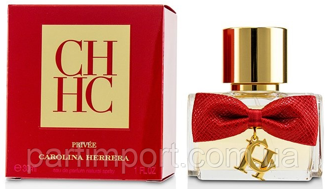 CAROLINA HERRERA CH PRIVEE EDP 30 ml  парфюмированная вода женская (оригинал подлинник  Италия)