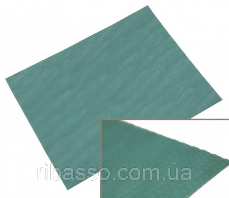 9060157 Цветная вощина листовая 10 листов Тёмно Зелёная