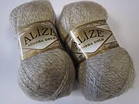 ANGORA GOLD 706 кремовый мулине - 20% шерсть, 80% акрил