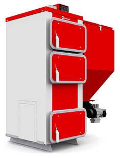Твердотопливные котлы с автоматической подачей топлива Heiztechnik Q Eko 15 кВт (Польша)