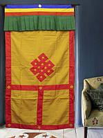 9040386 Занавеска дверная Тибетская №5