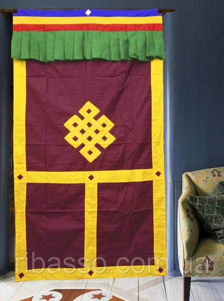 9040386 Фіранка дверна Тибетська №1