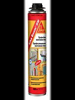 SikaBoom®-GW - Пена монтажная, зимняя, 850 мл, выход 65 литров