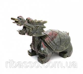 9170085 Драконья черепаха нефрит
