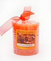 9060118 Свеча ароматическая Sandal