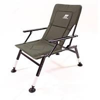 Складное кресло EOS карповое с подлокотниками