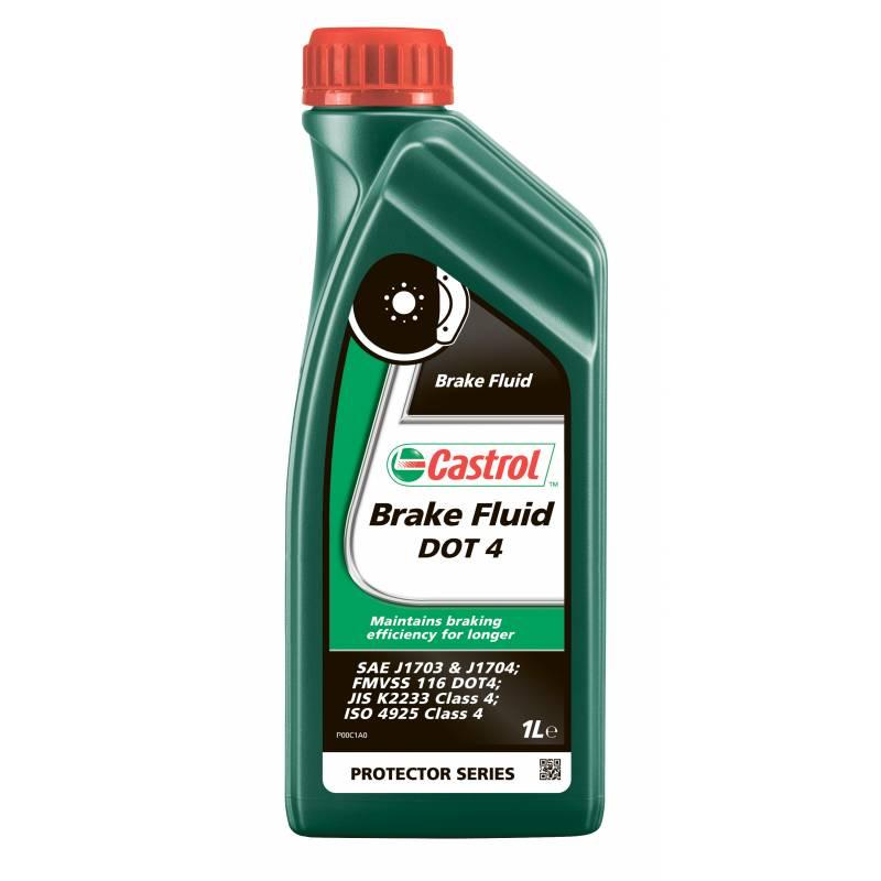 Тормозная жидкость Castrol Brake Fluid DOT 4 1л