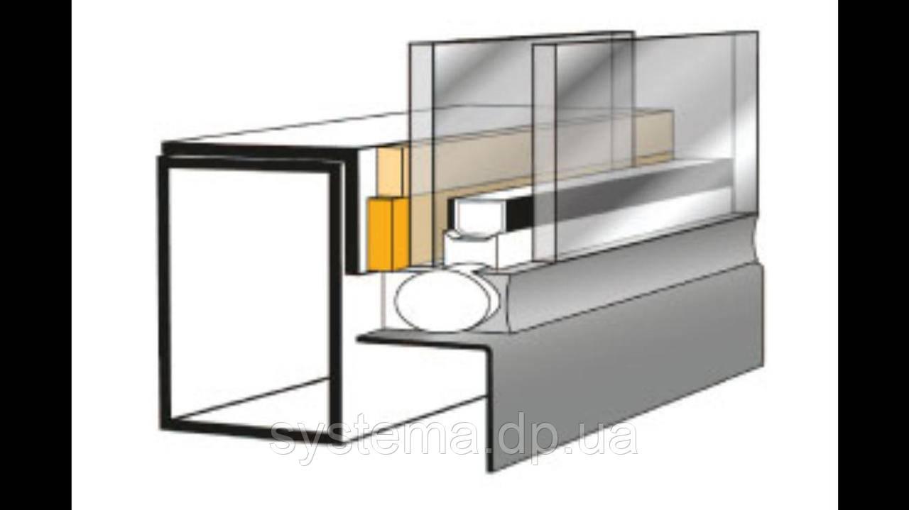 Sikasil® WS-905 - Герметик Зіку для структурного скління, 600 мл, чорний