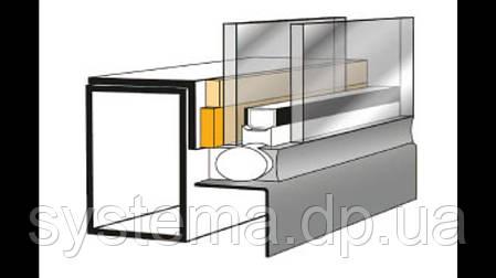 Sikasil® WS-905 - Герметик Зіку для структурного скління, 600 мл, чорний, фото 2