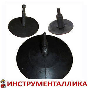 Гриб гигант усиленный с кордом ножка 15 мм шляпка 175 мм Украина