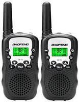 Рация Baofeng BF-T3 (Baofeng T3) Портативная радиостанция Baofeng 2 шт Black