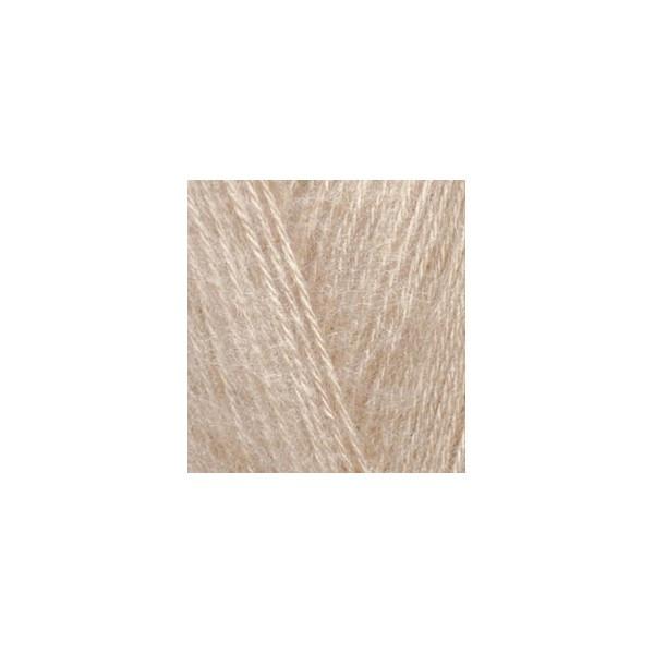 ANGORA GOLD 190 бежевый - 20% шерсть, 80% акрил