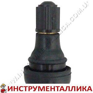 Вентиль резиновый легковой бескамерный TR-412