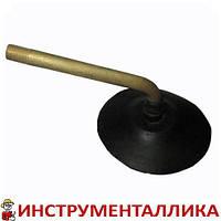 Вентиль для ремонта камер грузовой ГК-105 гнутый Украина