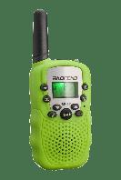 Рация Baofeng BF-T3 (Baofeng T3) Портативная радиостанция Baofeng 2 шт Green