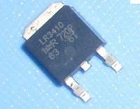 Транзистор полевой IRLR3410 N-CH 100V 17A 0.105R Logic Level DPAK