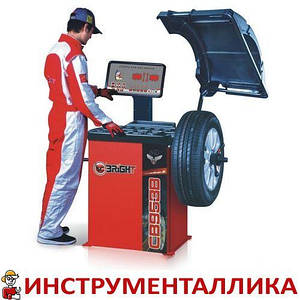Балансировочный станок TK953 Bright для легковых авто 220В